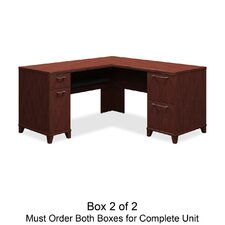 Enterprise L-Shaped Desk (Box 2 of 2)