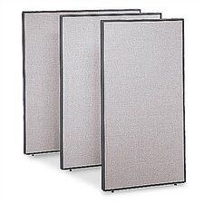 "<strong>Bush Industries</strong> ProPanel Collection-  Extra Tall 60"" W Privacy Panel"
