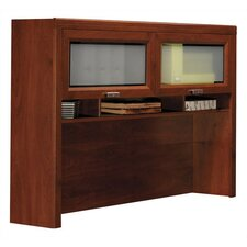 "<strong>Bush Industries</strong> Tuxedo 39.61"" H x 59.5"" W Desk Hutch"