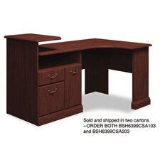 Syndicate Corner Executive Desk