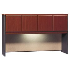 "Series A 4.5"" H x 27.5"" W Desk Hutch"