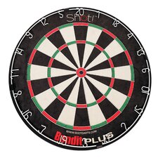 Bandit Plus Bristle Dartboard