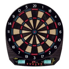 DarTronic 300 Dartboard with Heckler