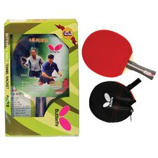 302 Shakehand Table Tennis Racket