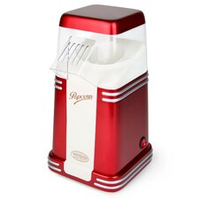 Retro Series 8 Cup Mini Hot Air Popcorn Popper