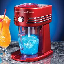 <strong>Nostalgia Electrics</strong> Retro Series Frozen Beverage Maker