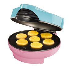<strong>Nostalgia Electrics</strong> Cup Cake Maker