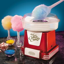 Retro Series Hard and Sugar-Free Cotton Candy Maker
