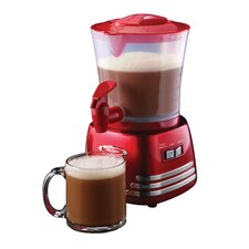 <strong>Nostalgia Electrics</strong> Retro Series Hot Chocolate Maker