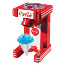 <strong>Nostalgia Electrics</strong> Coca-Cola Series Single Snow Cone Maker