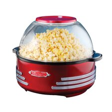 Retro Series Stirring Popcorn Maker