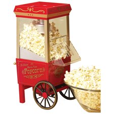 <strong>Nostalgia Electrics</strong> Old Fashioned 3.5 Ounce Movietime Hot Air Popcorn Maker