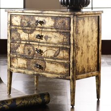 Melange Cache 4 Drawer Chest