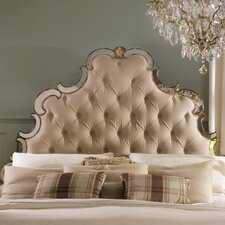 Sanctuary Upholstered Headboard- Bling