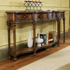 <strong>Hooker Furniture</strong> Decorator Hall Console Table