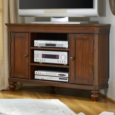 "<strong>Hooker Furniture</strong> Wendover 48"" Corner TV Stand"