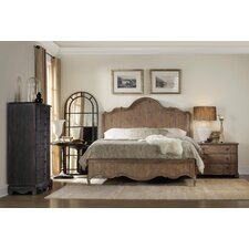 <strong>Hooker Furniture</strong> Corsica Panel Bedroom Collection