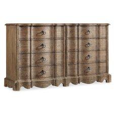 Corsica 8 Drawer Dresser