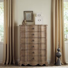 Corsica 6 Drawer Chest
