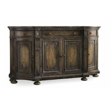 DaValle Shaped Credenza