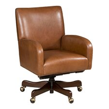 Leather Tilt Swivel Executive Chair