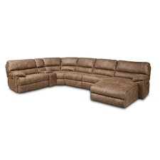 Haven Left Arm Facing Power Reclining Sectional
