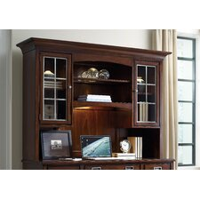"Latitude 50'' H x 72"" W Desk Hutch"