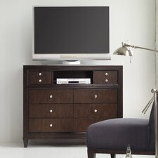 Ludlow 8 Drawer Media Chest