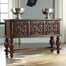 Melange Broderick Console Table