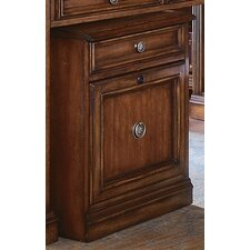 <strong>Hooker Furniture</strong> Brookhaven Mobile File in Medium Clear Cherry