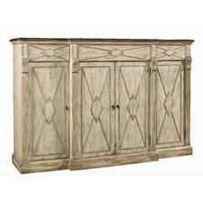 <strong>Hooker Furniture</strong> Sanctuary 4 Door Console Table