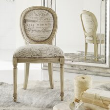 <strong>Hooker Furniture</strong> Melange Felicity Accent Fabric Side Chair