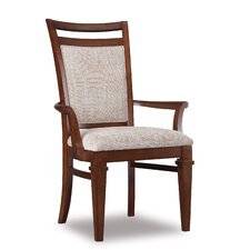 Abbott Place Upholstered Back Arm Chair