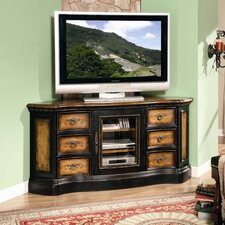 "<strong>Hooker Furniture</strong> North Hampton 61"" Corner TV Stand"