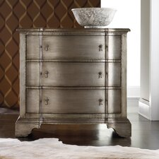 Melange Cadence 3 Drawer Chest