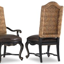 Grandover Leather Chair (Set of 2)
