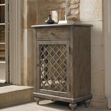 Seven Seas Mirrored Lattice Chest