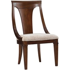 <strong>Hooker Furniture</strong> Abbott Place Sling Back Side Chair