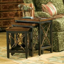 <strong>Hooker Furniture</strong> Seven Seas 3 Piece Nesting Tables
