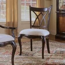 Preston Ridge Double X-Back Side Chair (Set of 2)