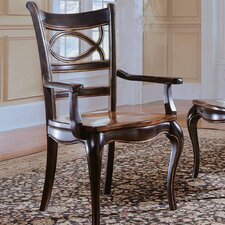Preston Ridge Oval Back Arm Chair