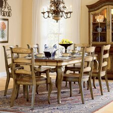 <strong>Hooker Furniture</strong> Vineyard 7 Piece Dining Set