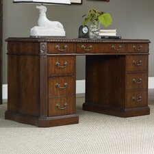 Executive Desk with Knee Hole