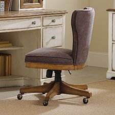 Chic Coterie Mid-Back Tilt Swivel Desk Chair