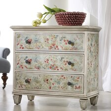 <strong>Hooker Furniture</strong> Melange Farrah 3 Drawer Chest