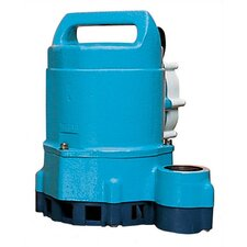 "1/2 HP ""Eliminator"" Submersible Sump Pump with Snap Float System"