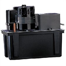 1/5 HP 1 Gallon ABS Tank - Type  Automatic Condensate Removal Pump