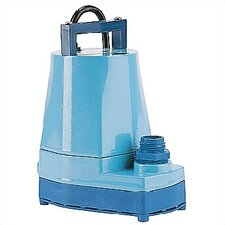 1200 GPH 5 Series Water Wizard® Submersible Utility Pump - 18' Cord