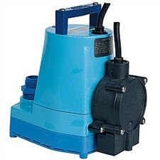 1/6 HP Water Wizard Submersible Pump