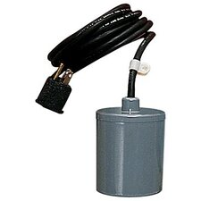 1/2-1 HP Piggyback Remote (Wide Angle) Float Switch
